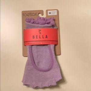 ToeSox Bella Half Toe Grip